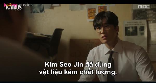 'Kairos' tập 11-12: Mẹ Lee Se Young bị giết hại, Shin Sung Rok trở thành nghi phạm số 1 7