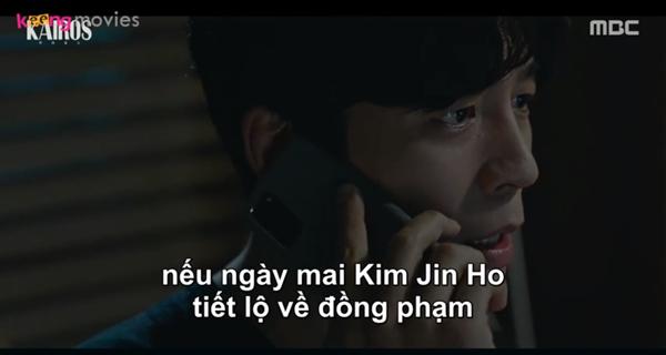 Kim Jin Ho cảnh báo Ae Ri về cái chết của mẹ cô.