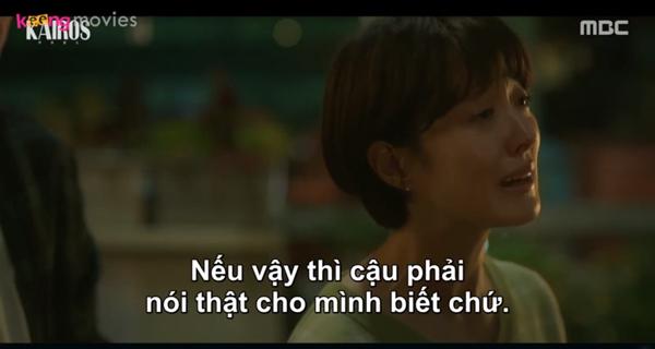 'Kairos' tập 11-12: Mẹ Lee Se Young bị giết hại, Shin Sung Rok trở thành nghi phạm số 1 13