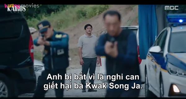 'Kairos' tập 11-12: Mẹ Lee Se Young bị giết hại, Shin Sung Rok trở thành nghi phạm số 1 15