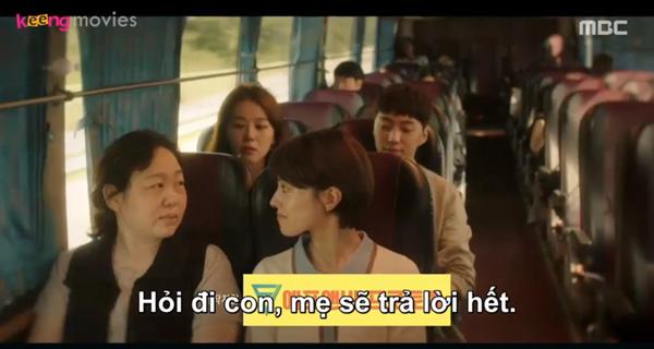 'Kairos' trailer tập 13-14: Nam Gyu Ri hoảng sợ khi người đàn ông bị thiêu sống trong quá khứ đột ngột xuất hiện 0