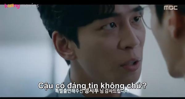 'Kairos' trailer tập 13-14: Nam Gyu Ri hoảng sợ khi người đàn ông bị thiêu sống trong quá khứ đột ngột xuất hiện 3