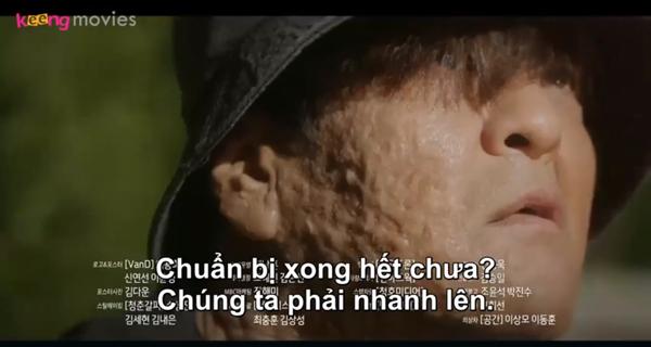 'Kairos' trailer tập 13-14: Nam Gyu Ri hoảng sợ khi người đàn ông bị thiêu sống trong quá khứ đột ngột xuất hiện 7