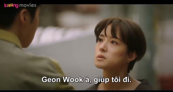 'Kairos' trailer tập 13-14: Nam Gyu Ri hoảng sợ khi người đàn ông bị thiêu sống trong quá khứ đột ngột xuất hiện 11