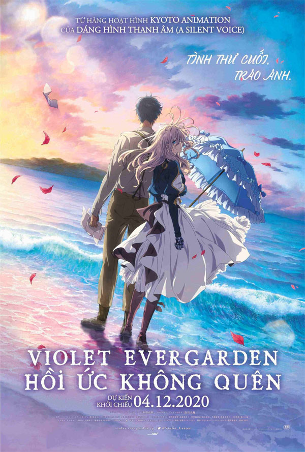 Liệu thiếu tá Gilbert Bougainvillea có trở lại trongViolet Evergarden: Hồi Ức Không Quên?