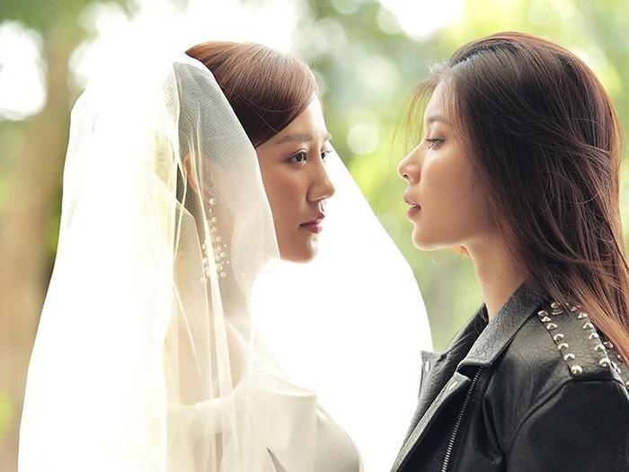 'Đả nữ mới' Đồng Ánh Quỳnh: Cú lột xác từ 'bánh bèo' sang nữ quyền, thường vướng tin đồn yêu đồng giới 3