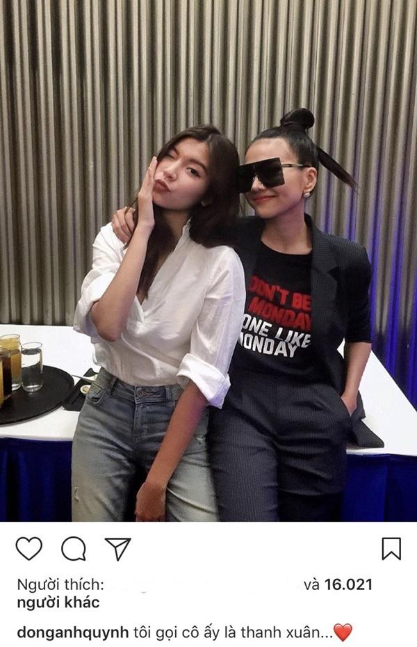 'Đả nữ mới' Đồng Ánh Quỳnh: Cú lột xác từ 'bánh bèo' sang nữ quyền, thường vướng tin đồn yêu đồng giới 7