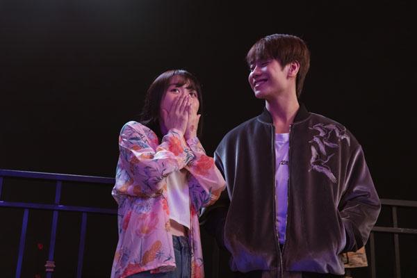 'Đừng làm bạn nữa' tập 3: Han Sara hướng dẫn Tùng Maru cách ôm hôn chuyên nghiệp và màn thị phạm 'thót tim' 0