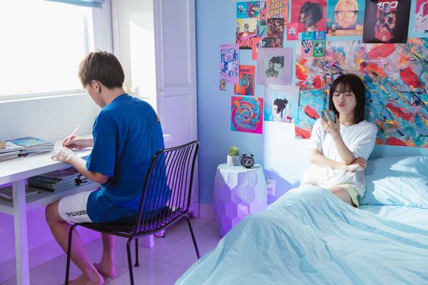 'Đừng làm bạn nữa' tập 3: Han Sara hướng dẫn Tùng Maru cách ôm hôn chuyên nghiệp và màn thị phạm 'thót tim' 6