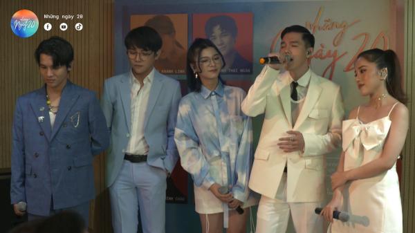 Phùng Khánh Linh, Phạm Đình Thái Ngân phiêu du trong cảm xúc của 'Những ngày 20' 1