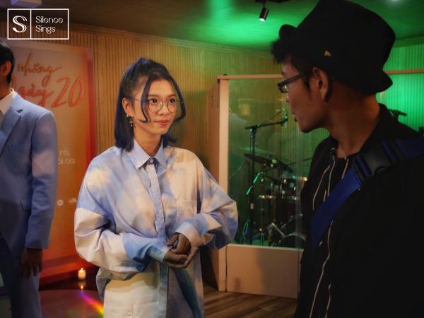 Phùng Khánh Linh, Phạm Đình Thái Ngân phiêu du trong cảm xúc của 'Những ngày 20' 2