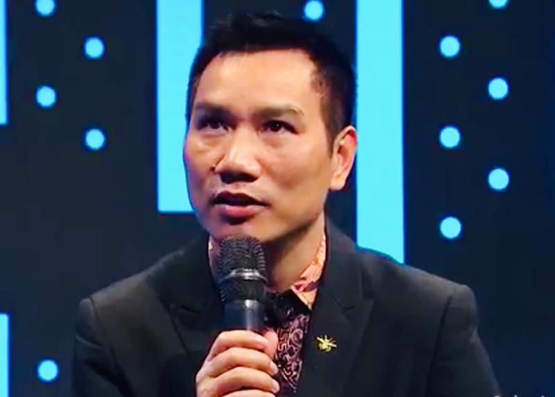 Nhà báo Ngô Bá Lục bày tỏbức xúc về vụ việc trên.
