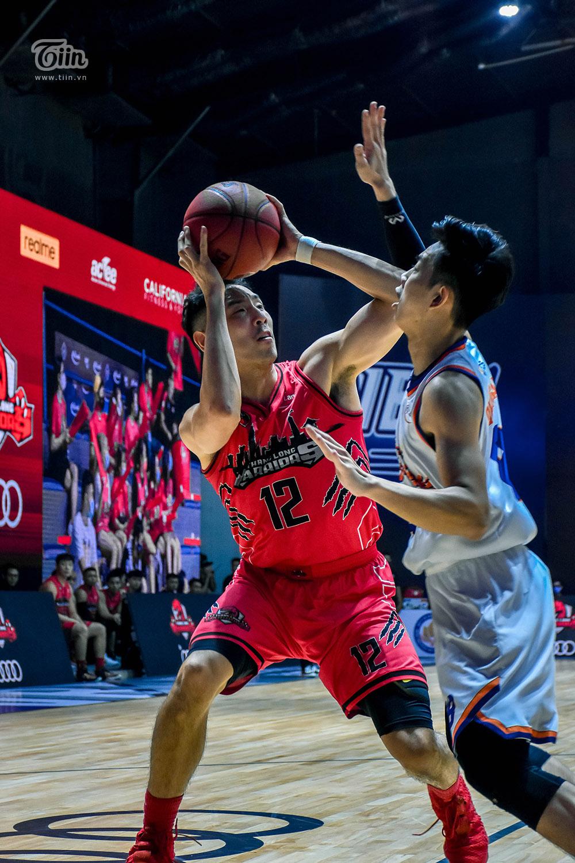 Photo Story: Hanoi Buffaloes là đội bóng thứ 3 bước vào vòng Playoffs VBA 2020 3