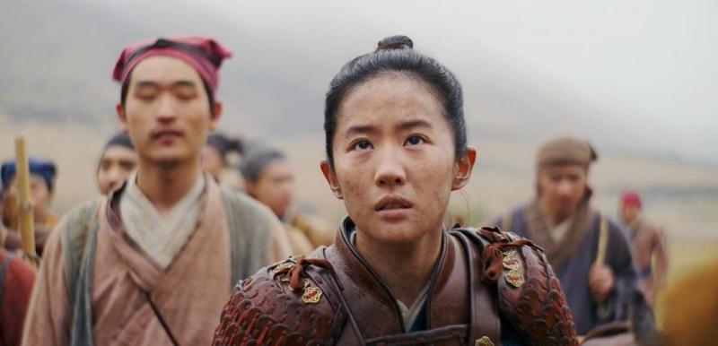'Hoa Mộc Lan' của Lưu Diệc Phi lọt vào đề cử Critics' Choice Movie Awards, có cơ hội thẳng tiến đến Oscar? 1