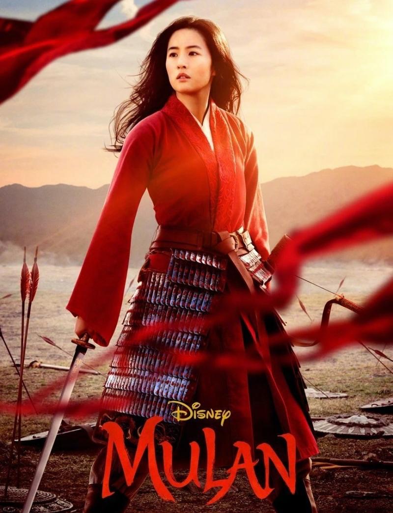 'Hoa Mộc Lan' của Lưu Diệc Phi lọt vào đề cử Critics' Choice Movie Awards, có cơ hội thẳng tiến đến Oscar? 5