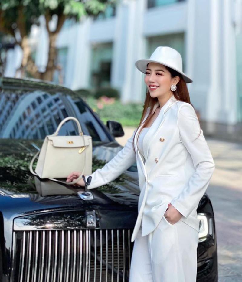 Nữ doanh nhân 9X Đào Minh Châu