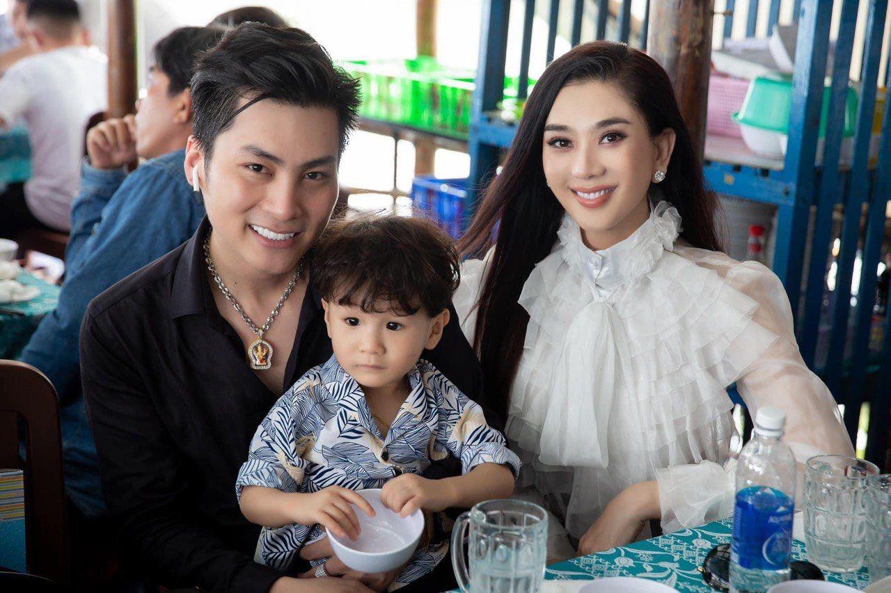 Lâm Khánh Chi tiết lộ lý do không sống cùng con trai 2 tuổi 1