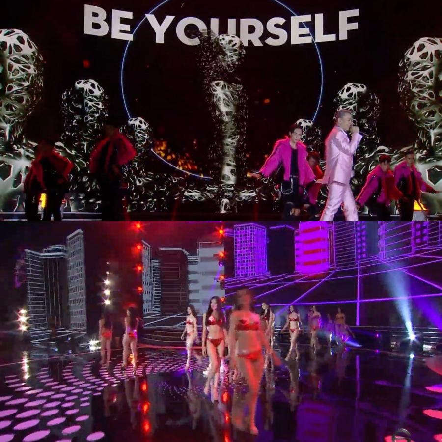 Binz diễn 'Bigcityboi' cực sung tại chung kết HHVN, nhưng không khí ở sân khấu mới đáng chú ý 1