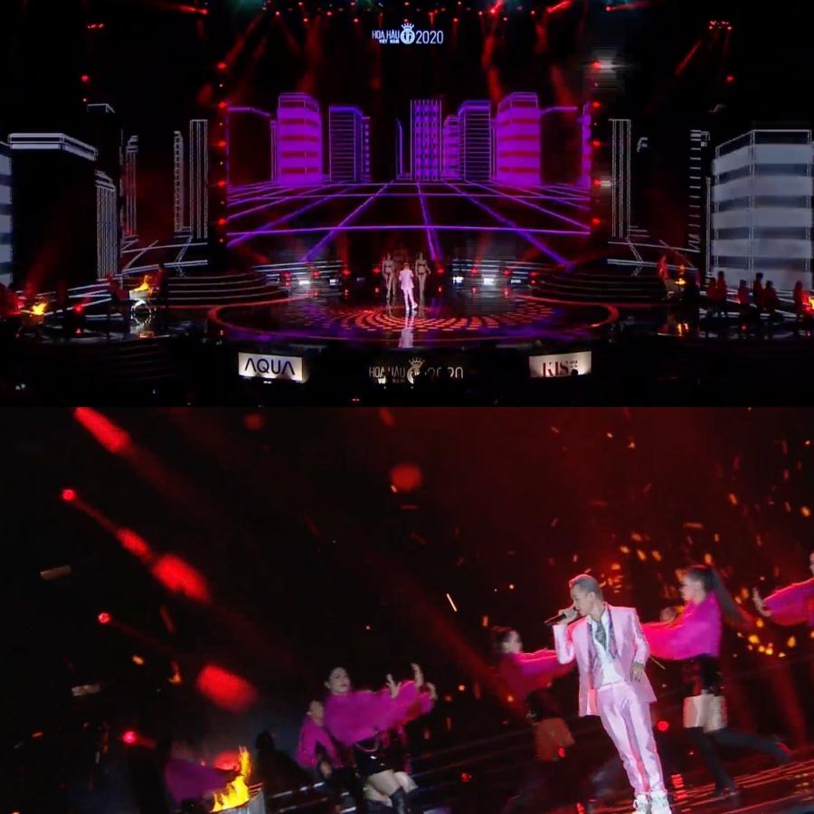 Binz diễn 'Bigcityboi' cực sung tại chung kết HHVN, nhưng không khí ở sân khấu mới đáng chú ý 2