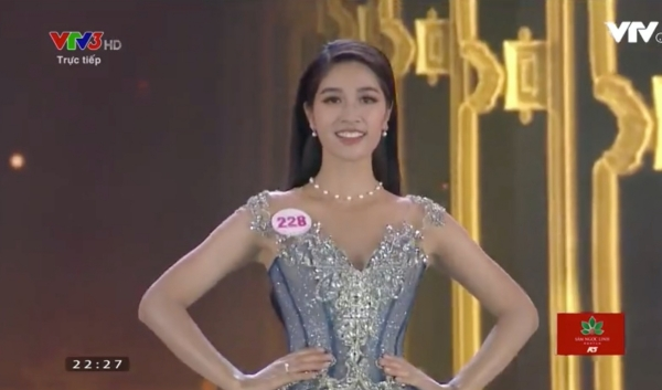 Chung kết HHVN 2020: Đỗ Thị Hà đăng quang ngôi vị cao nhất 12