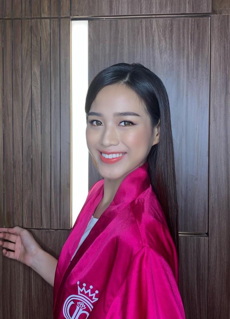 Hoa hậu Việt Nam 2020 Đỗ Thị Hà: Cô gái 'giấu cha mẹ' đi thi và chỉ dám thú nhận khi vào bán kết 13