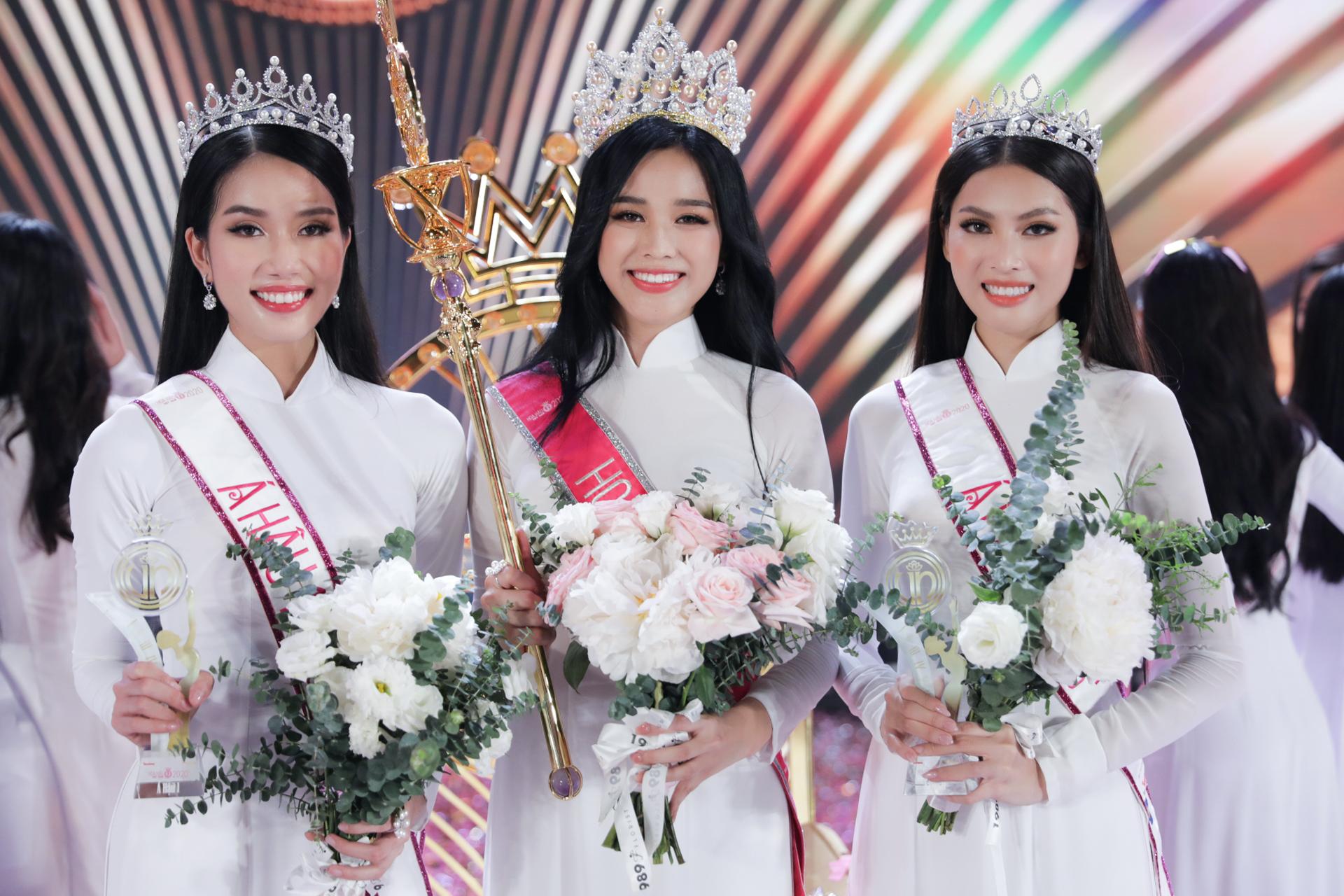 Bất ngờ chuyện Đỗ Thị Hà tự dự đoán mình đăng quang Hoa hậu 1 năm trước 2