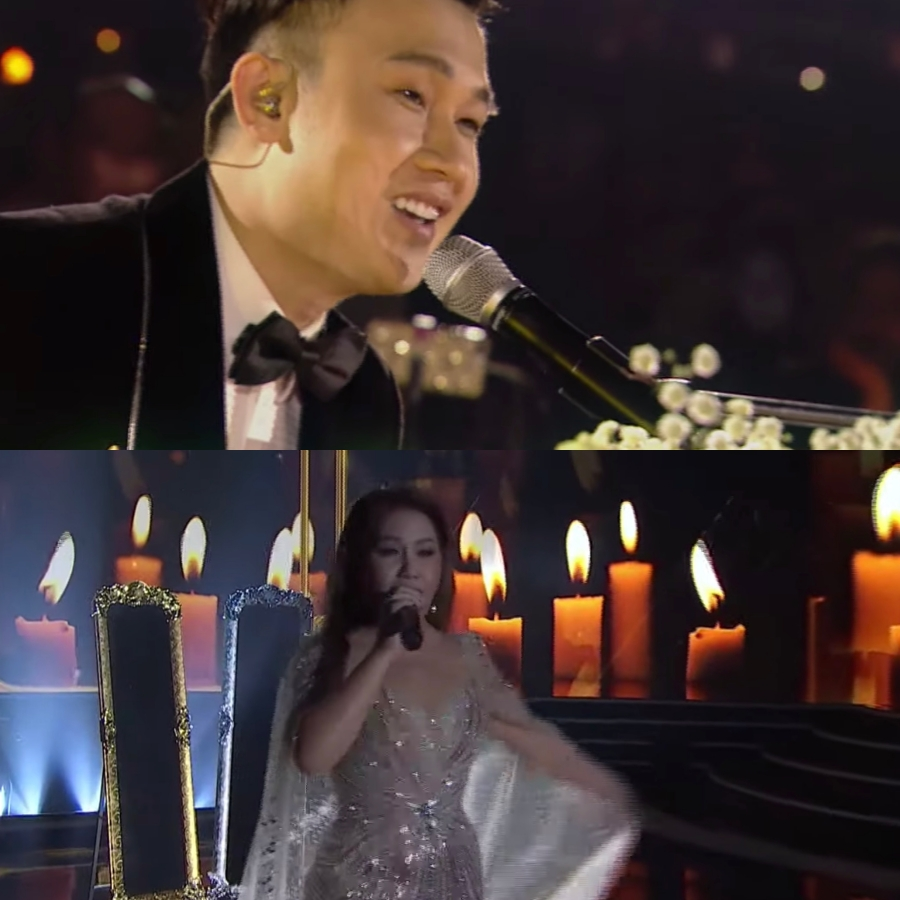 Chung kết hoa hậu Việt Nam: Binz đổi lời Bigcityboi, Hoàng Thuỳ Linh vừa diễn vừa hát live vẫn 'chặt đẹp' dàn thí sinh 7