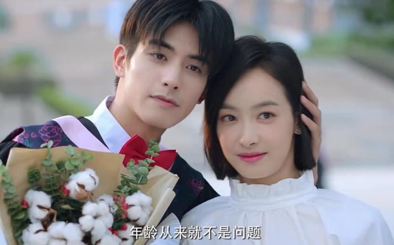 Tống Thiến nhận được nhiều lời khen ngợi sau khi kết hợp cùng Tống Uy Long trong 'Trạm kế tiếp là hạnh phúc'.