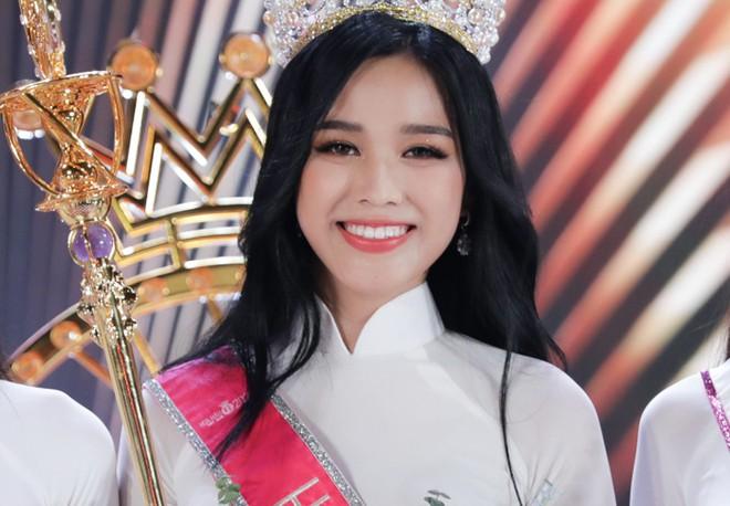 Tân Hoa hậu Việt Nam 2020 - Đỗ Thị Hà.