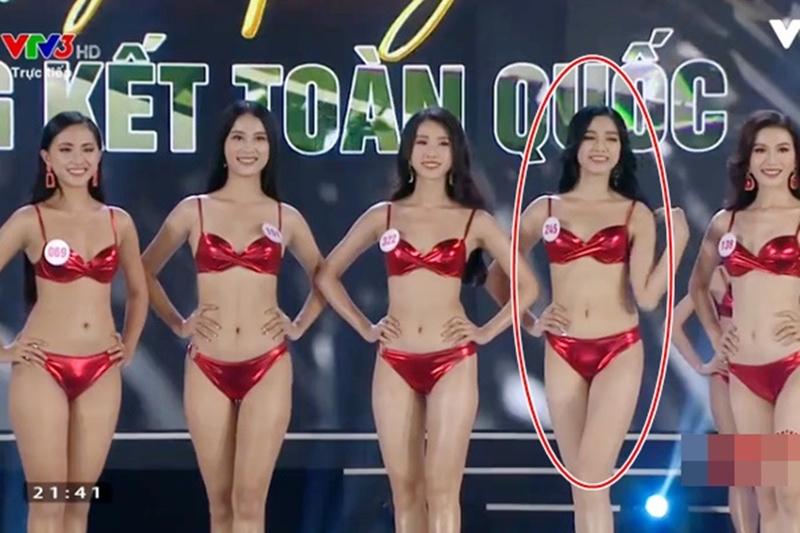 Số đo 3 vòng của Tân Hoa hậu Đỗ Thị Hà 'như mơ' mà sao mặc bikini lại 'thẳng đuột' thế này? 5