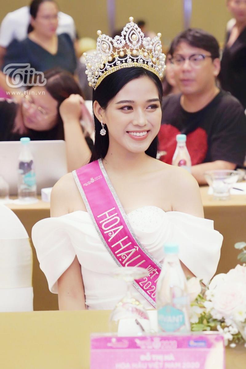 Điểm thi đại học của Hoa hậu Việt Nam 2020 Đỗ Thị Hà được tiết lộ 0