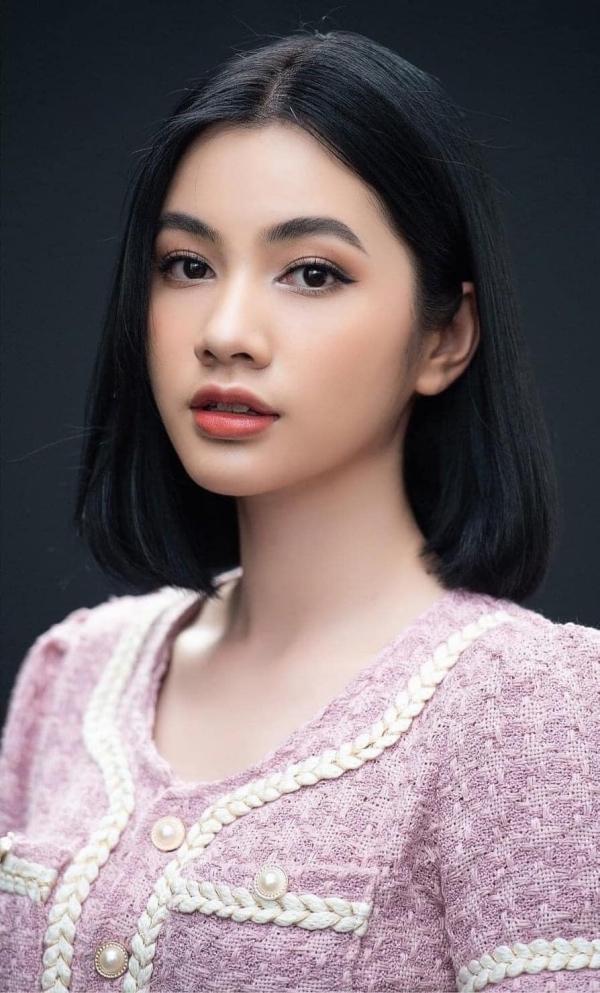 Thí sinh được Hồng Quế 'chấm' là Cẩm Đan, đến từ An Giang. Cô được gọi là thí sinh có gương mặt đẹp nhất cuộc thi HHVN 2020 nhưng chỉ lọt top 15