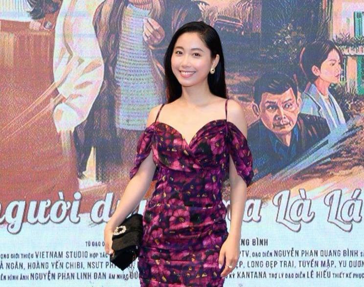 MC Kim Anh vẫn cảm thấy xúc động và ấn tượng với bộ phim