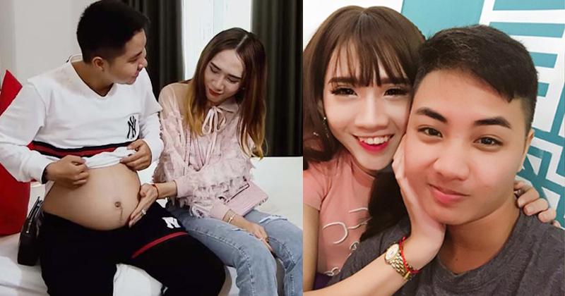 Minh Khang - Minh Anh từng gây sốt với câu chuyện tình yêu của mình