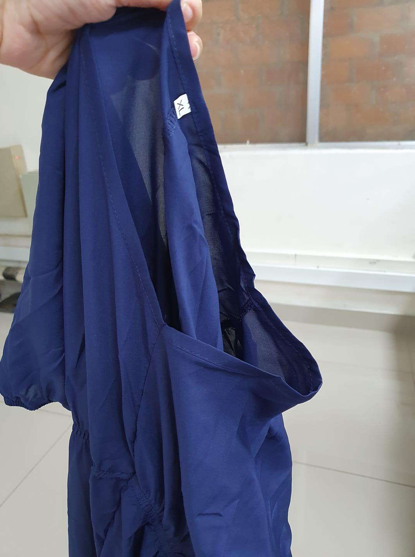 Chiếc váy 299k mà chị X nhận về