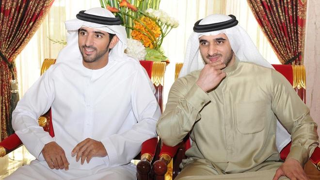 Thái tử và Hoàng tử cùng kết hôn vào 1 ngày.