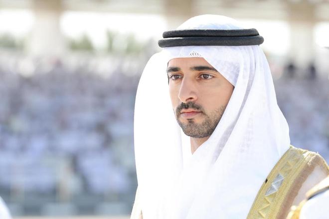 Thái tử Sheikh Hamdan.