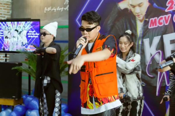 Hậu 'King of Rap', Kenji tổ chức offline cá nhân đầu tiên trong sự nghiệp 1