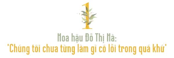 Hoa hậu Đỗ Thị Hà: 'Được khuyên nên khóa Facebook, tôi còn hồn nhiên hỏi lại 'sao phải khoá?' 1
