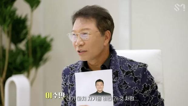 Lee Soo Man lên tiếng vụ việc.