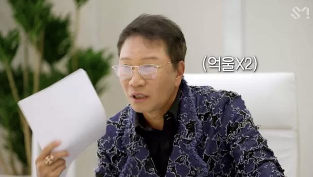 Lee Soo Man khẳng định: 'Nếu bây giờ cậu vẫn muốn thử giọng cho SM, tôi có nguyện vọng nhận cậu…'.