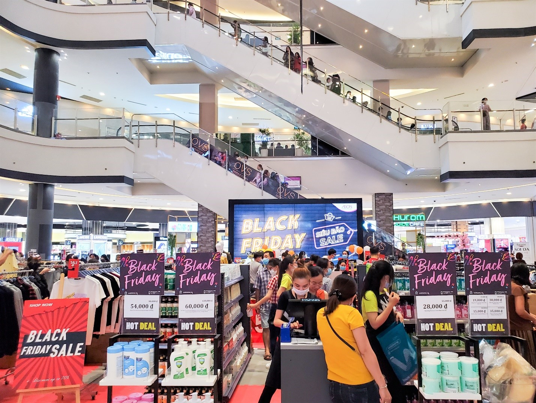 Black Friday - 'hóa đen dài tập' với 'Siêu Bão Sale' chỉ có tại Trung tâm Mua sắm AEON Mall! 4