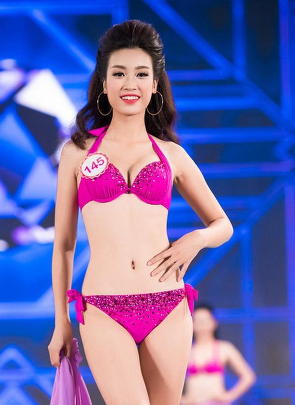 Trang phục Bikini tại các cuộc thi Hoa hậu dạo gần đây: Không bị chê 'diêm dúa' thì cũng suýt làm thí sinh 'lộ hàng' 8