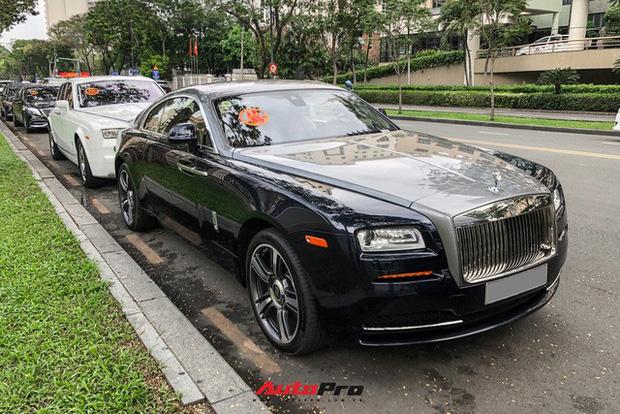 Chiêm ngưỡng dàn siêu xe hơn 68 tỷ xuất hiện trong lễ ăn hỏi của thiếu gia Phan Thành và Primmy Trương 3