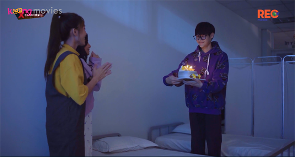 'Bạn trai song sinh' tập 8: Tú Tri kiệt sức khi bị 'kẻ thù' Vũ Thịnh 'hành' quá đà 8