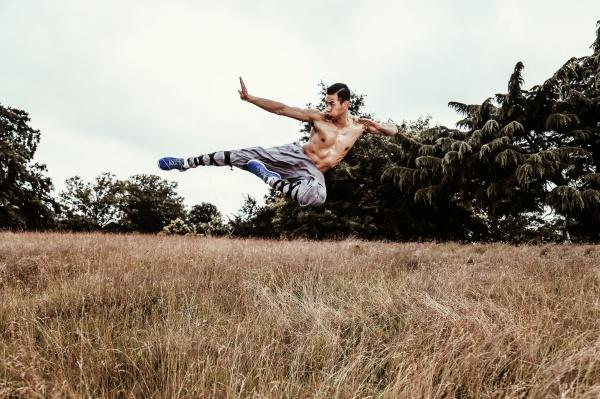 Quá trình rèn luyện võ thuật trong Thiếu Lâm Tự