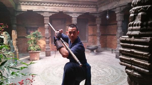 Diễn viên gốc Việt tham gia nhiều bom tấn Hollywood gây chú ý với vai chính đầu tiên trong phim 'Võ sinh đại chiến' 3