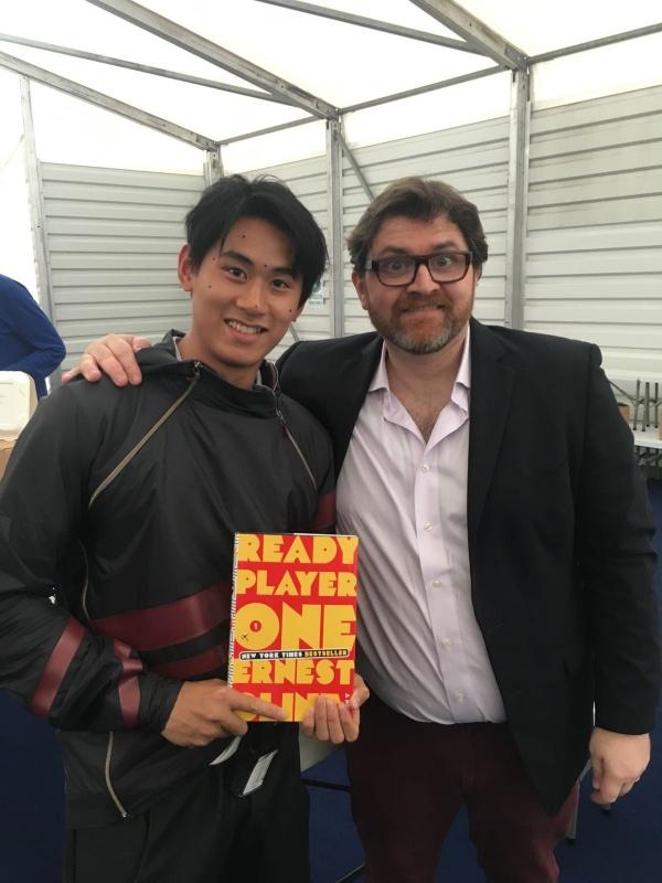 Tiến Hoàng trong dự án 'Doctor strange' và 'Ready player one'
