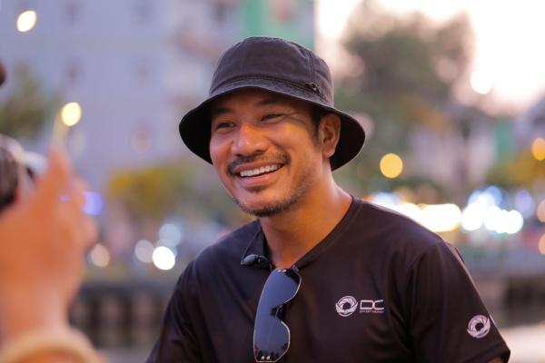 Diễn viên gốc Việt tham gia nhiều bom tấn Hollywood gây chú ý với vai chính đầu tiên trong phim 'Võ sinh đại chiến' 5