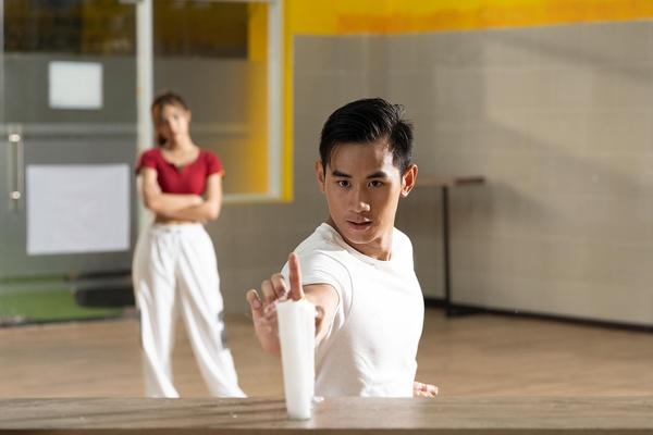 Phần võ thuật được thể hiện một cách trẻ trung, hài hước theo cách nhìn của giới trẻ